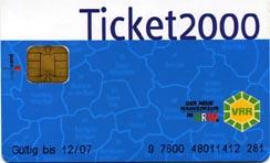 2000 Ticket